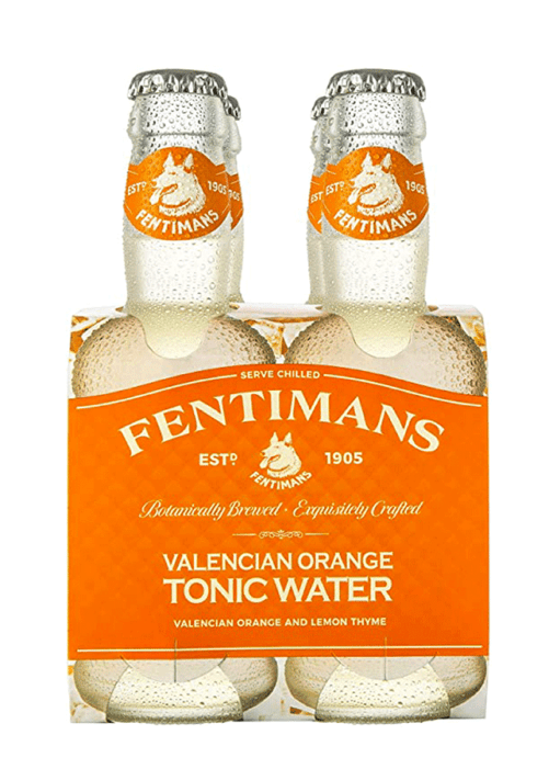 tonic orange valencian