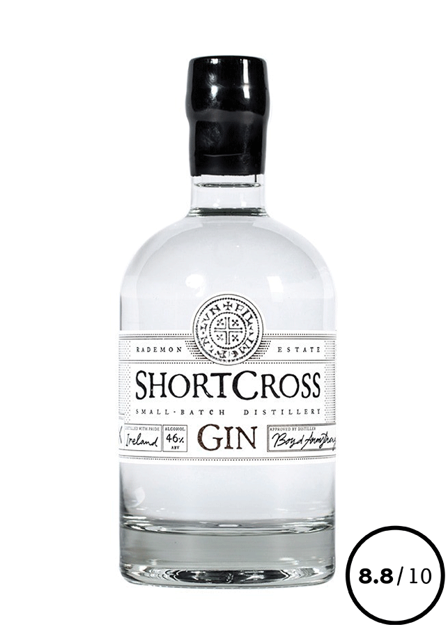 gin irlande shortcross