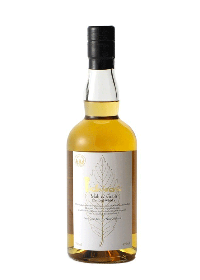 whisky japonais ichiro's malt chichibu
