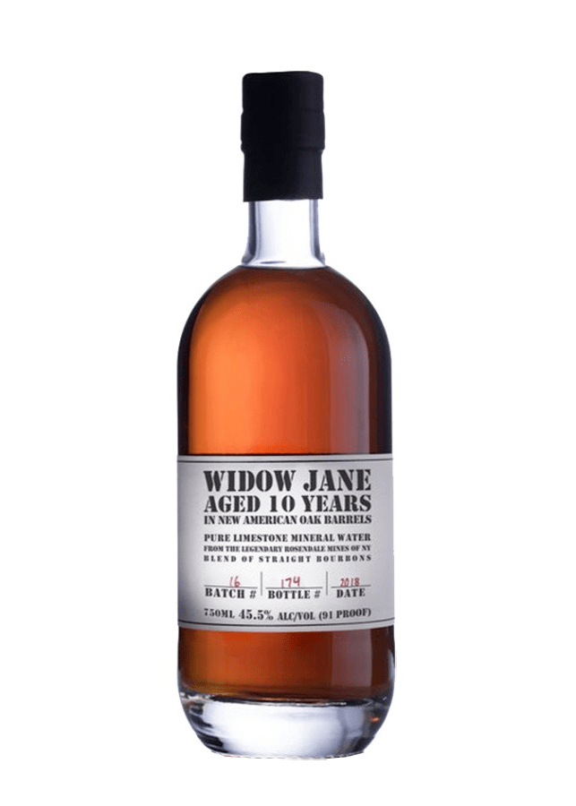 Bourbon widow Jane New York