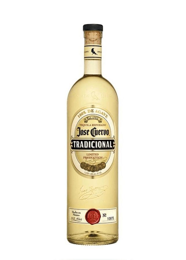 Tequila mexique jose cuervo reposado