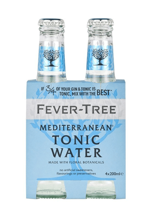 pack fever tree tonic mediterranean