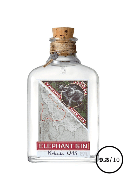 gin allemand elephant
