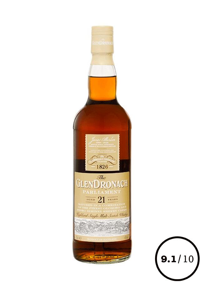 whisky speyside glendronach