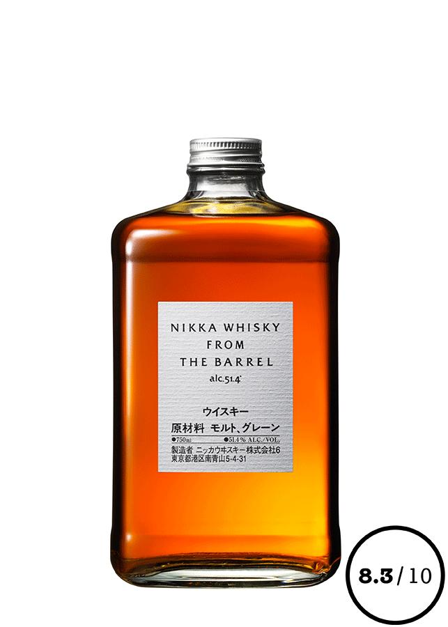 whisky japonais nikka barrel