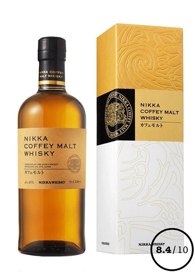 Whisky japonais nikka single grain malt