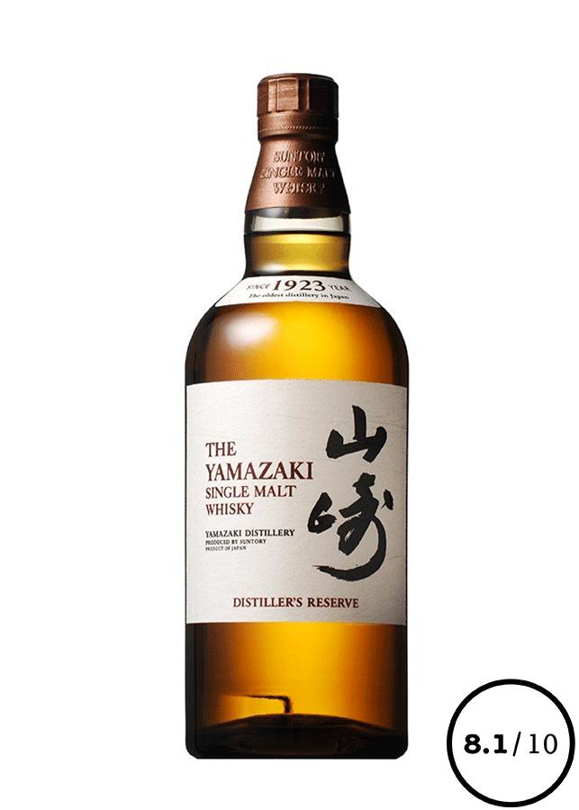 whisky japonais yamazaki