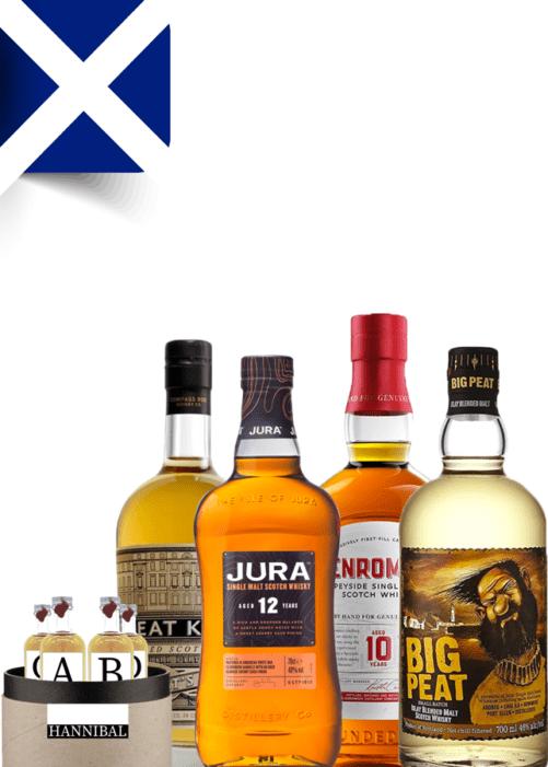 coffret scotch whisky