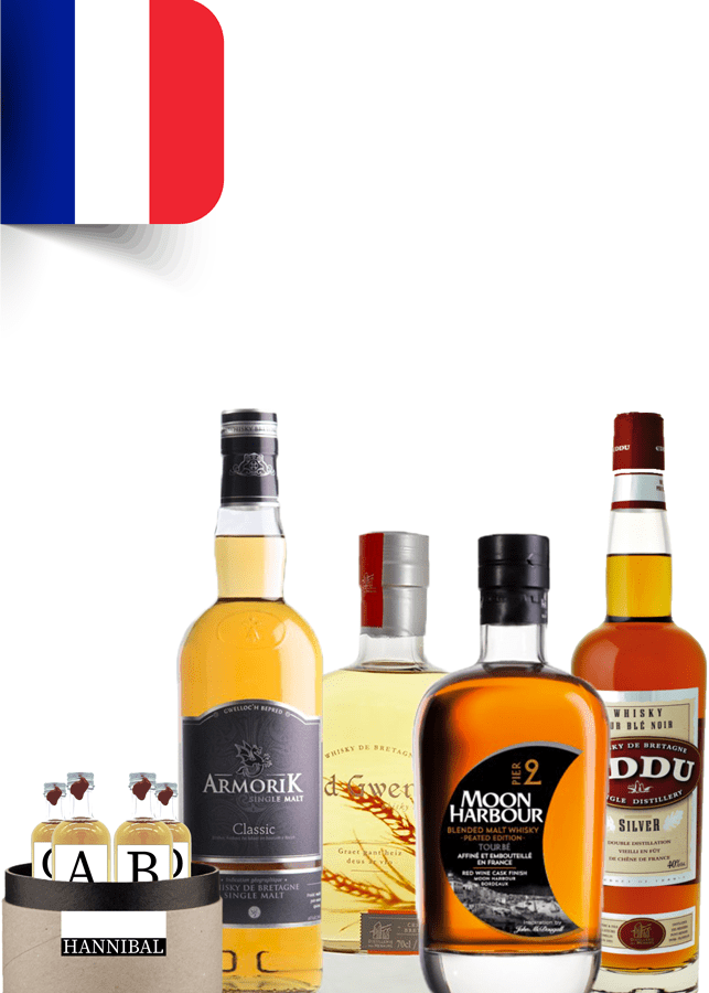 coffret cadeau français