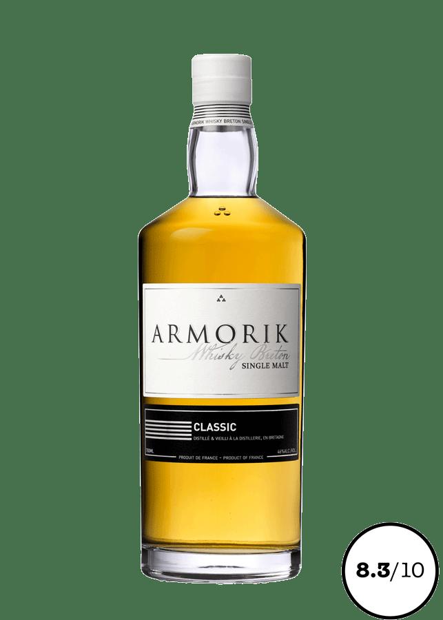 whisky français armorik
