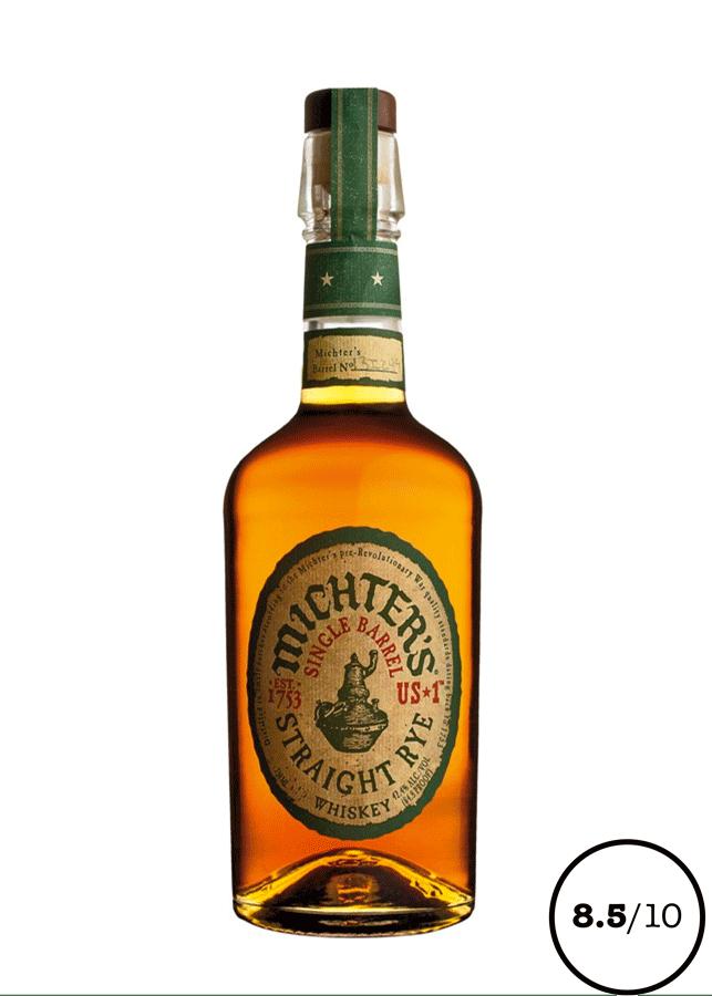 single barrel rye whiskey