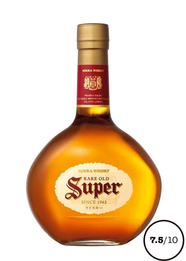 whisky japonais super nikka