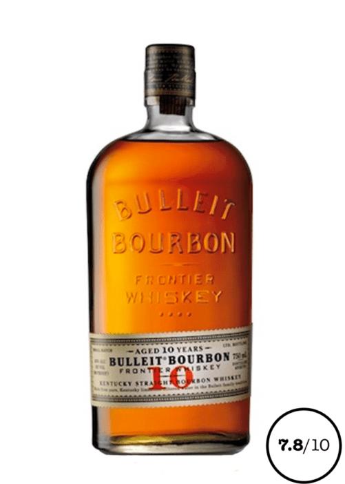 bourbon whiskey bulleit 10 ans