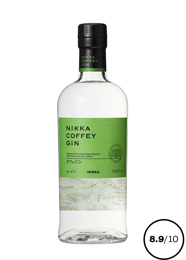 gin japonais nikka