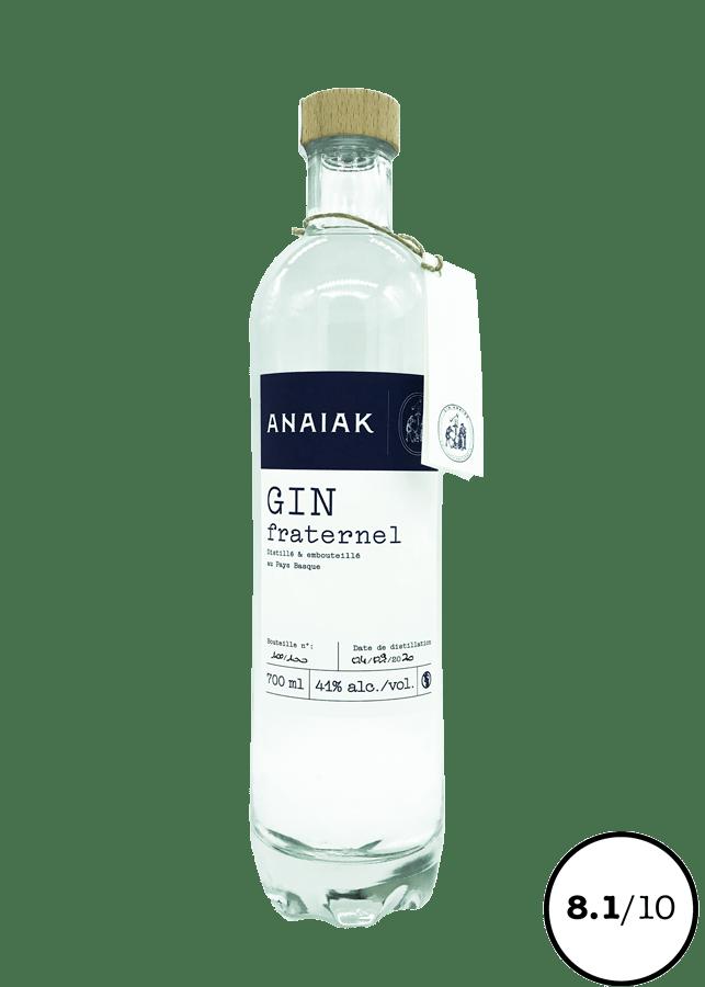 gin du pays basque