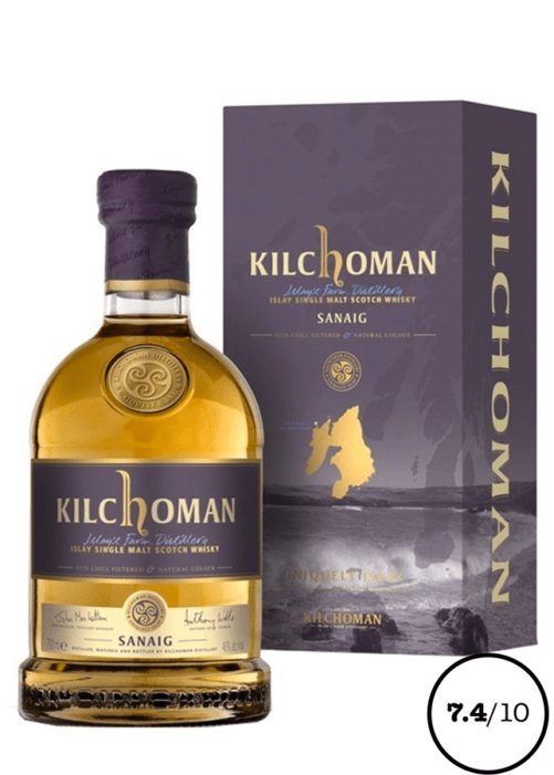 whisky tourbé kilchoman