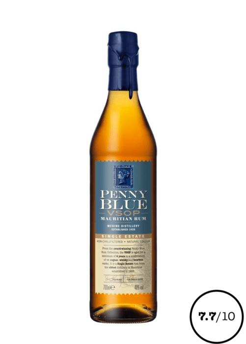 rhum ile maurice penny blue
