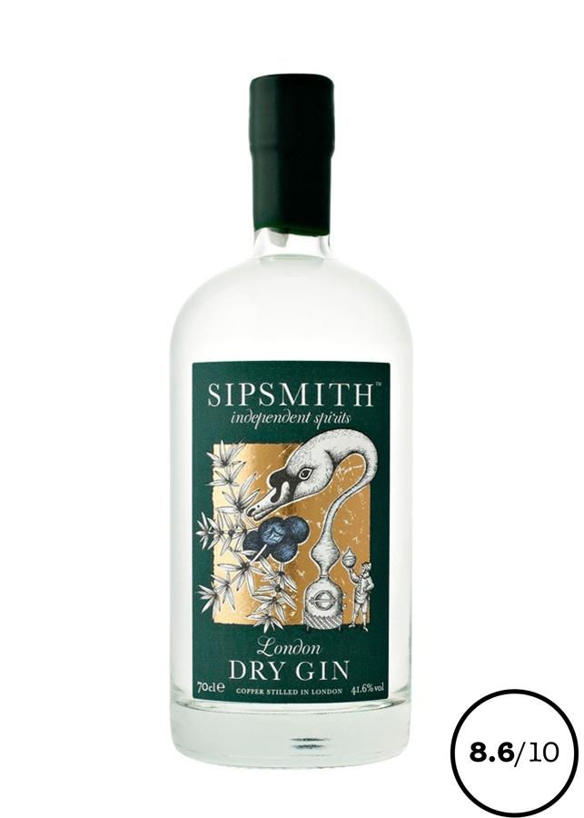 gin anglais sipsmith