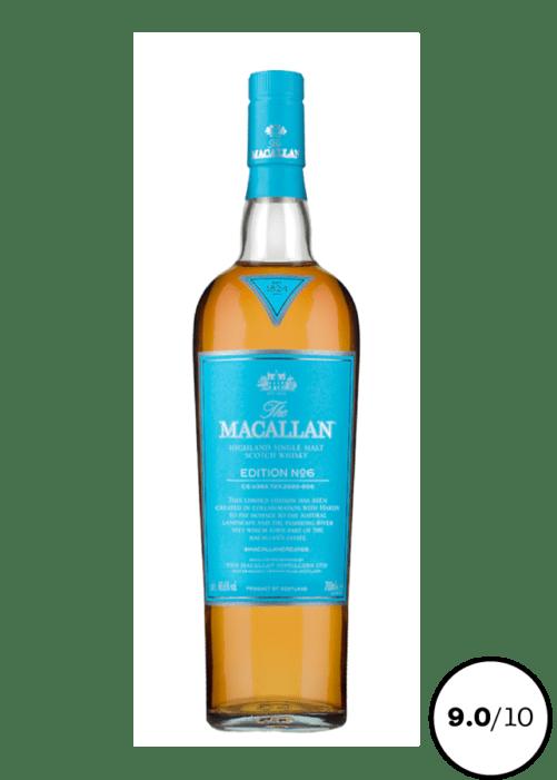 whisky single malt macallan edition 6
