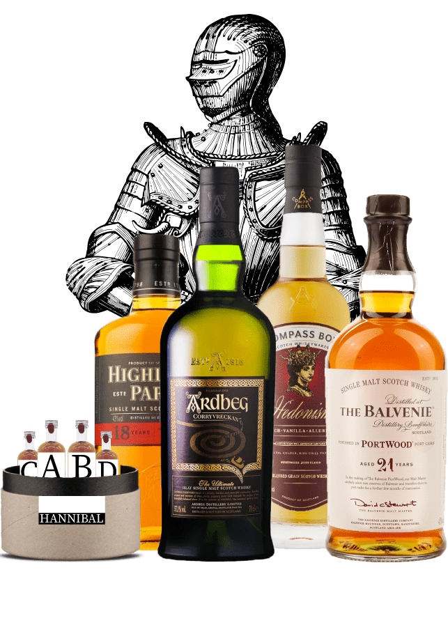whisky ultra premium écosse