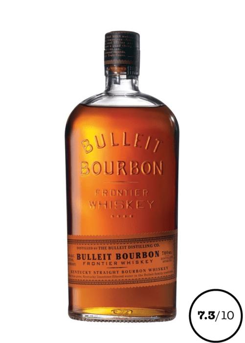 bulleit straight bourbon kentucky