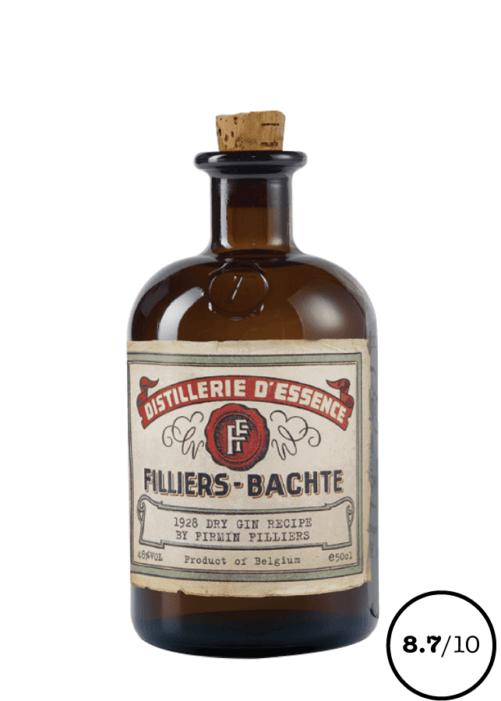 gin belge filliers recette originale