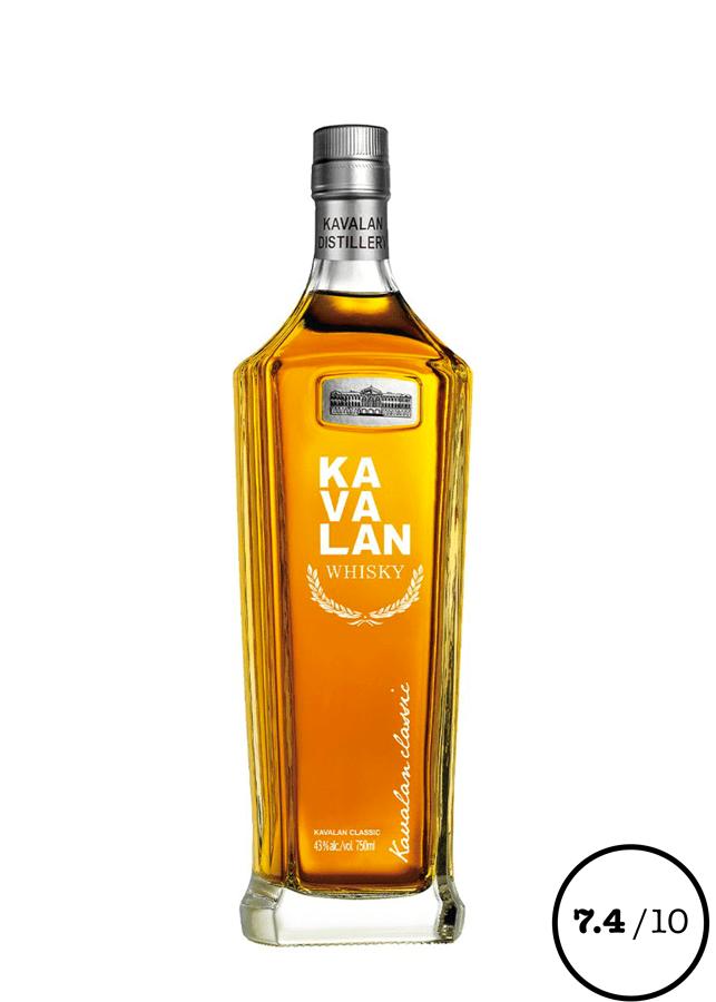 whisky taiwanais