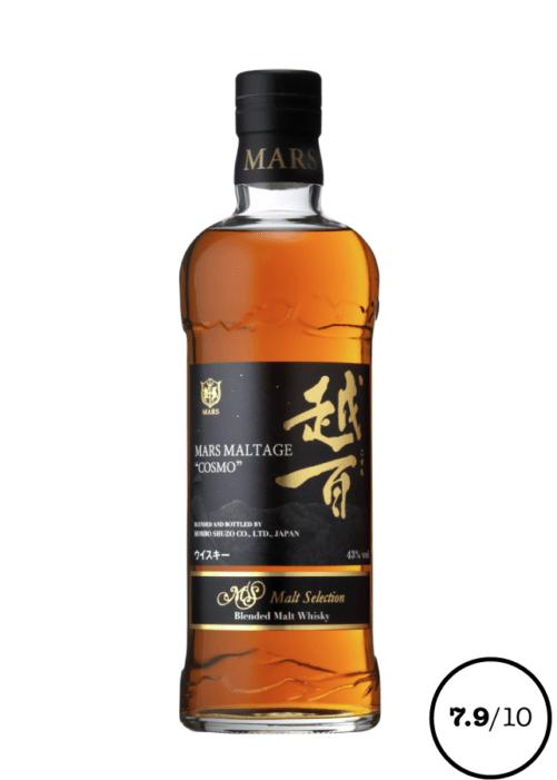 whisky japonais mars cosmo