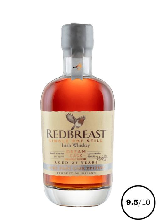 whiskey irlandais hors d'âge