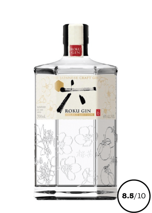 roku gin japonais premium