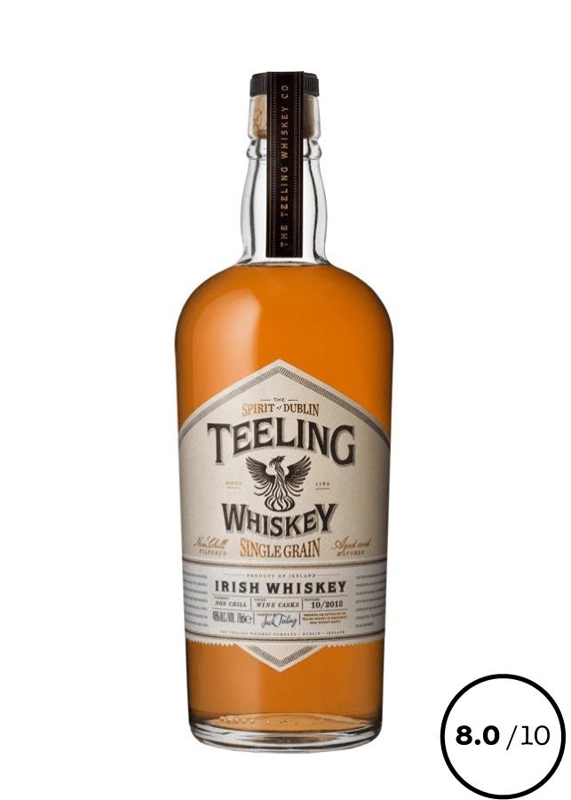 whisky irlandais teeling
